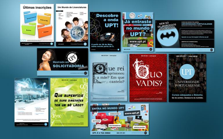 portfolio 14/19  - Anúncios de imprensa