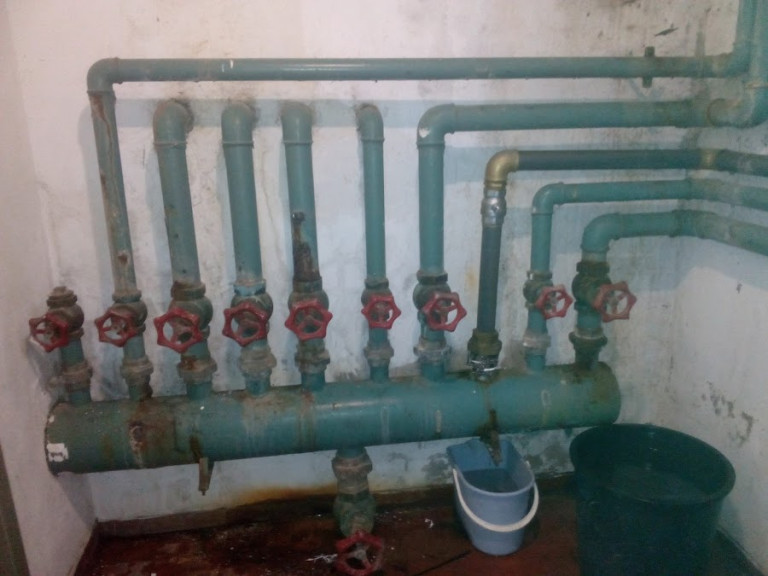 portfolio 36/46  - coletor de aguas ( antes  )