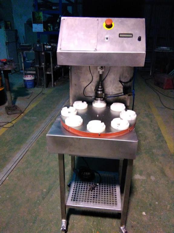 portfolio 18/46  - maquina de moldar massa folhada