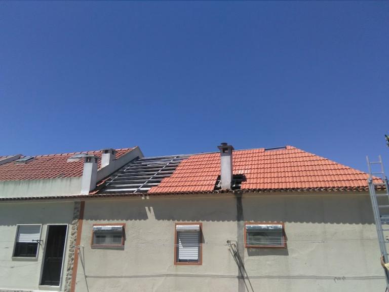 portfolio 11/46  - estrutura leve telhado