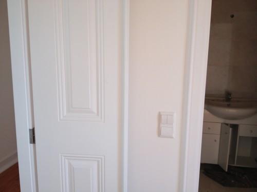 portfolio 4/9  - pintura de portas existentes