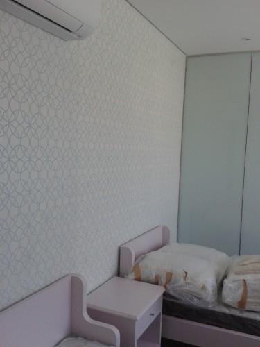 portfolio 51/77  - Papel parede colocado por mim