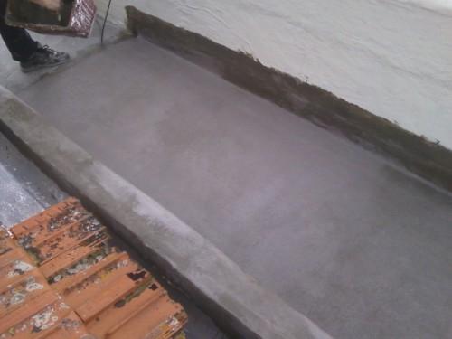 portfolio 2/12  - Impermeabilização de terraço
