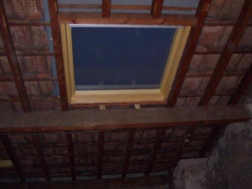 portfolio 8/12  - janela de telhado