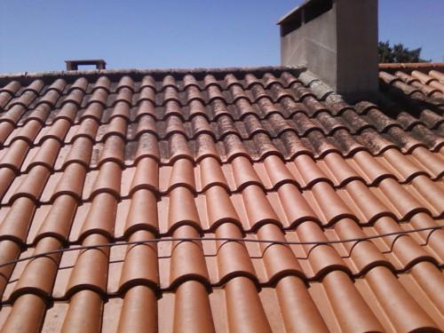 portfolio 10/12  - Lavagem de telhado
