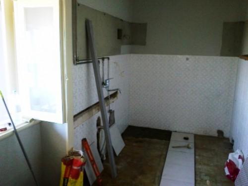 portfolio 82/90  - Remodelação Cozinha Branca - Antes