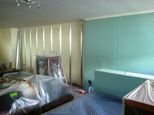 portfolio 70/90  - Forramento de paredes interiores em Pladur-1