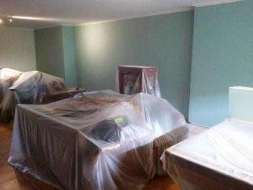 portfolio 69/90  - Forramento de paredes interiores em Pladur-2