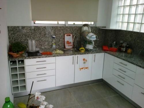 portfolio 88/90  - Cozinha Lacado Branco
