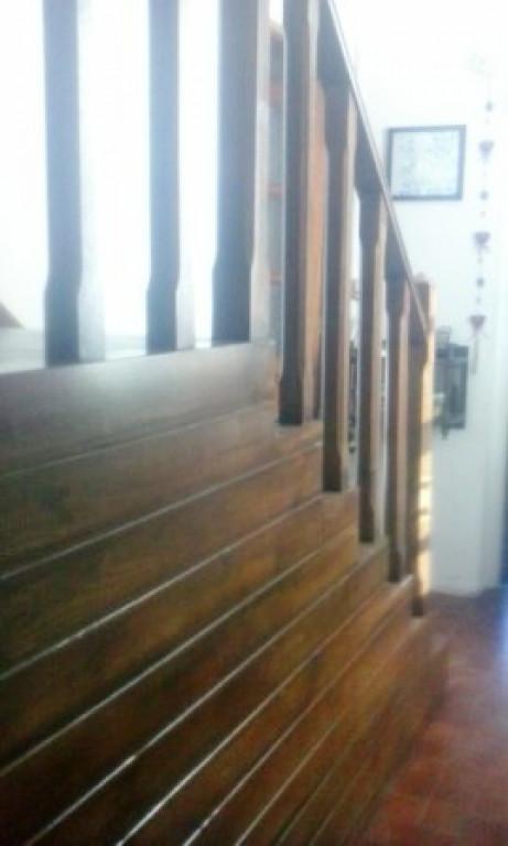 portfolio 15/90  - Escada Madeira Pinho- Depois