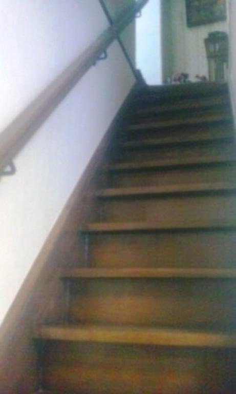 portfolio 14/90  - Escada Madeira Pinho- Depois