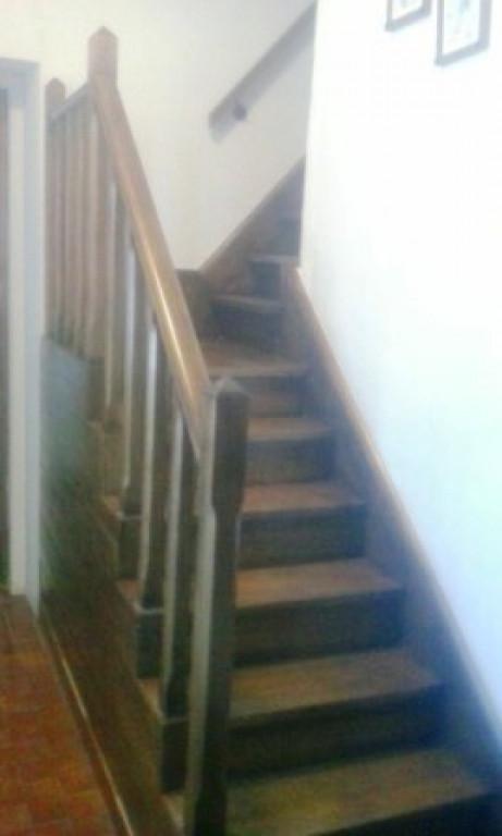portfolio 13/90  - Escada Madeira Pinho- Depois