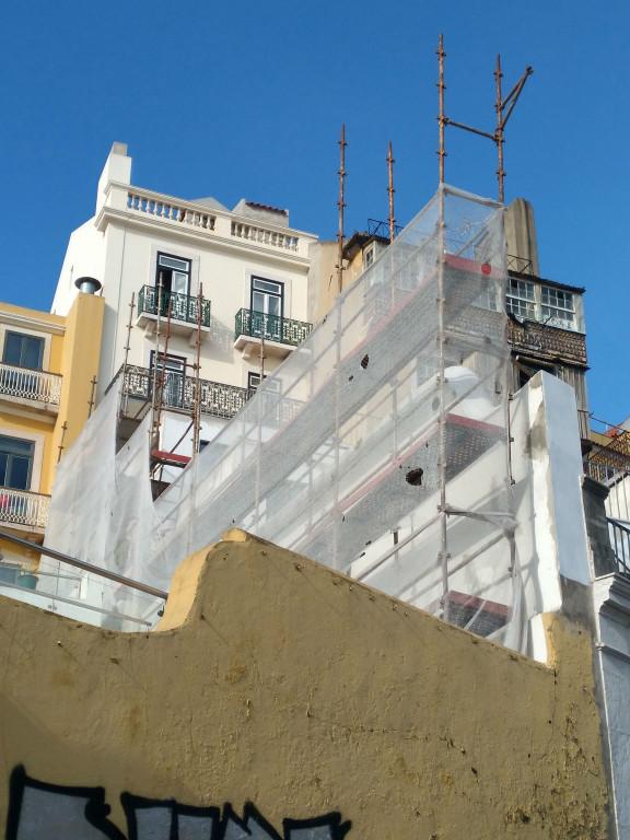portfolio 1/11  - Pintura de fachadas