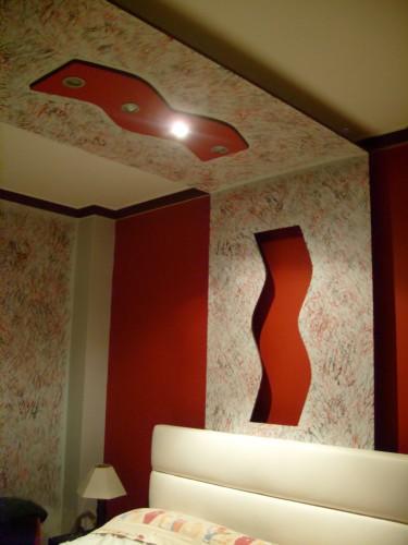 portfolio 2/3  - Pladur e pintura decorativa