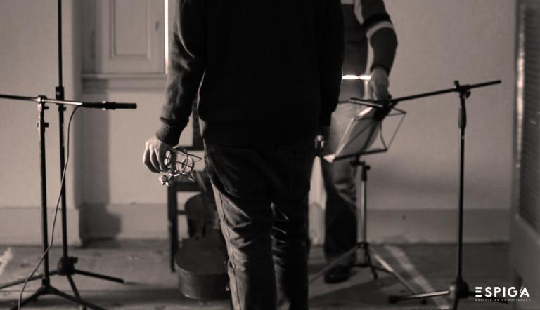 portfolio 9/19  - Gravação de violoncelo em estúdio