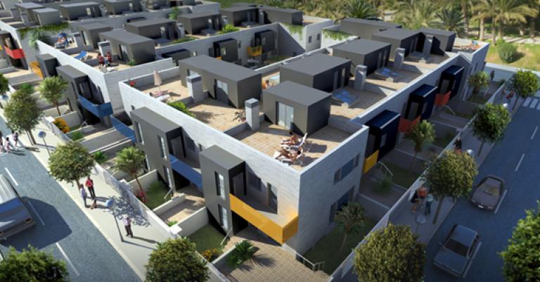 portfolio 13/65  - Construção de casas em Urbanização em Espanha