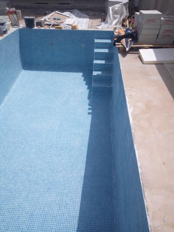 portfolio 6/65  - Construção de piscinas