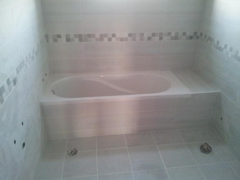 portfolio 57/65  - Casas de banho, tudo desde rede de agua, esgoto Ceramicos,banheira, poliban ets