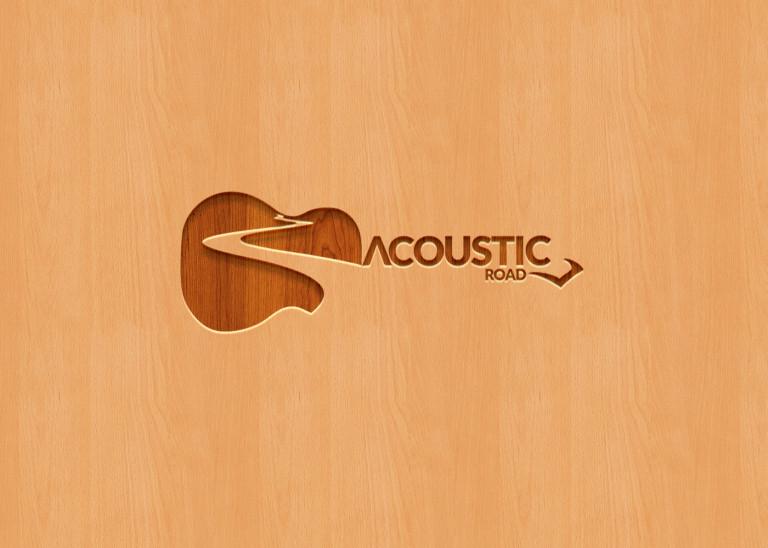 portfolio 10/10  - Logo   Acoustic Road