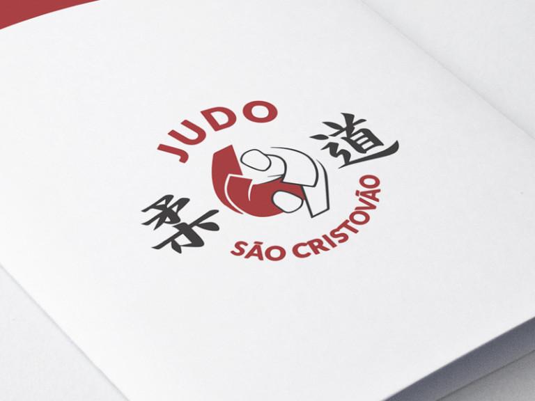 portfolio 8/10  - Logo   Judo S. Cristovão