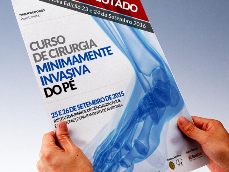 portfolio 4/10  - Graphic Design   Extracut - Focused on Science Development