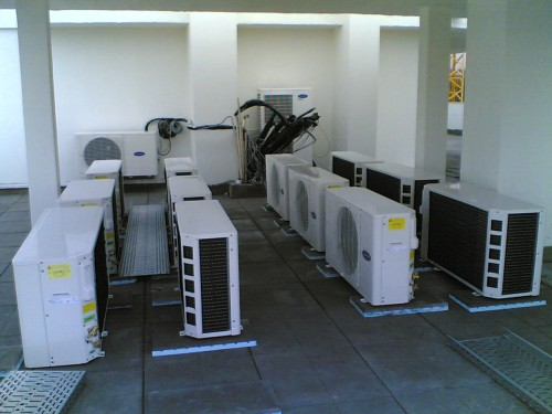 portfolio 2/11  - Sistema Condensadores
