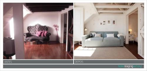 portfolio 6/37  - Restyle Apartamento turístico  - Antes & Depois