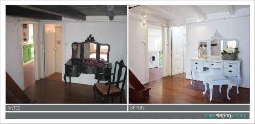portfolio 7/37  - Restyle Apartamento turístico  - Antes & Depois