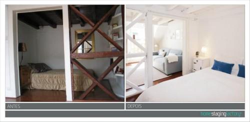 portfolio 9/37  - Restyle Apartamento turístico  - Antes & Depois