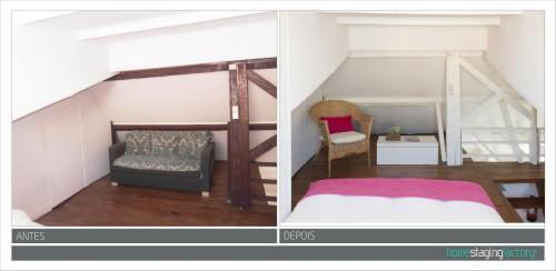 portfolio 12/37  - Restyle Apartamento turístico  - Antes & Depois
