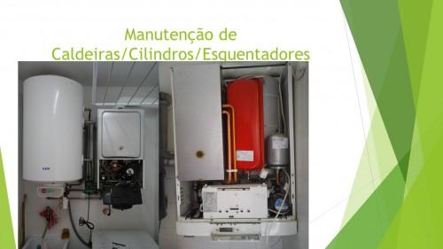 portfolio 6/11  - Manutenção Caldeiras/Cilindros/ Esquentadores