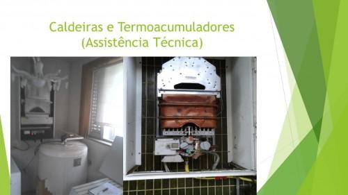 portfolio 5/11  - Caldeiras e Termoacumuladores - Assistência Técnica