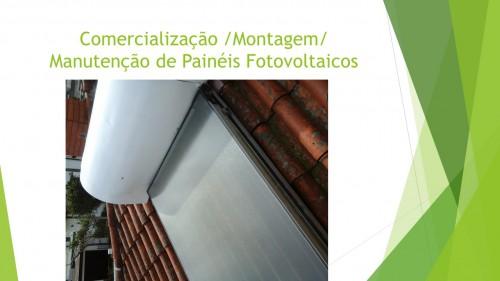 portfolio 4/11  - Montagem de Painéis Foltovoltaicos