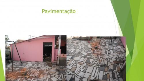 portfolio 3/11  - Pavimentação