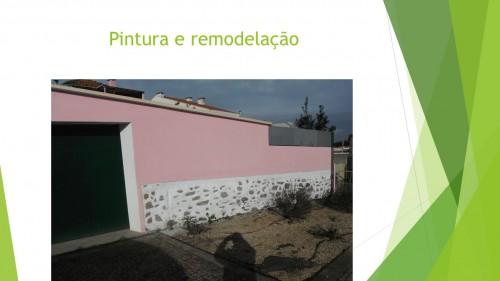 portfolio 2/11  - Pintura e Remodelação