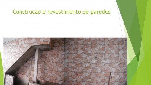 portfolio 10/11  - Construção e Revestimento de paredes