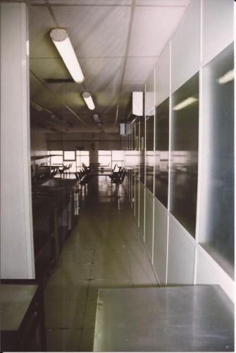 portfolio 12/15  - Corredor da Cozinha, antes das Obras