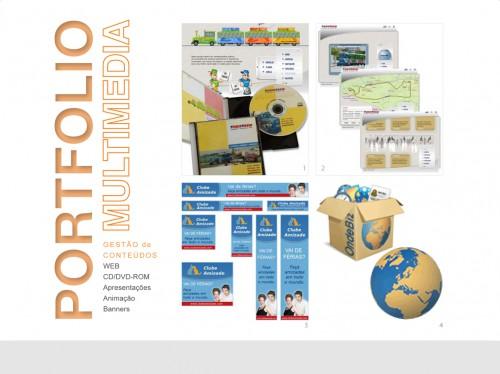 portfolio 5/9  - Multimédia | Gestão de conteúdos