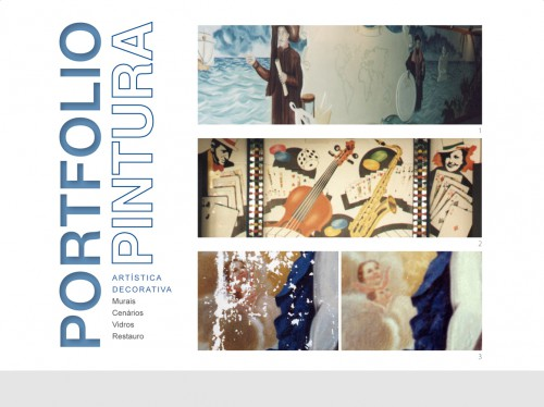 portfolio 2/9  - Pintura artística | Decorativa