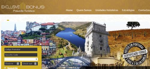 portfolio 3/6  - Exclusive Bónus - Website