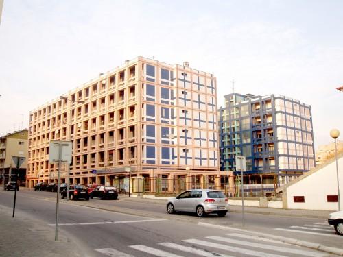 portfolio 19/33  - Projeto: Edifício Rivelas II (Estrutura, Águas e Gás)