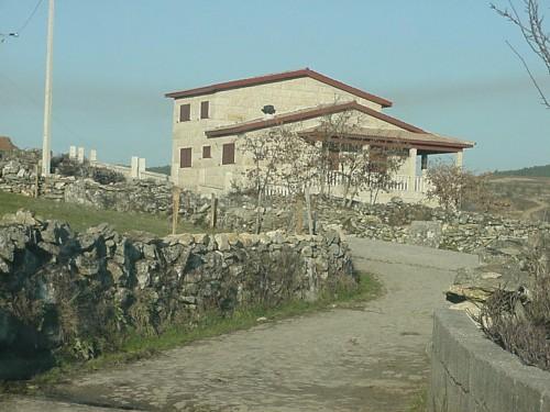 portfolio 11/33  - Projeto de uma Habitação Unifamiliar - Santa Marta da Montanha