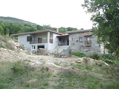 portfolio 10/33  - Projeto e Fiscalização de uma Habitação Unifamiliar - Pedras Salgadas