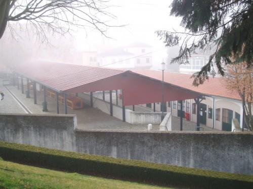 portfolio 9/33  - Projeto e Fiscalização: Reabilitação/Remodelação do Mercado Municipal de Vidago