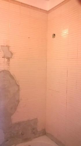 portfolio 2/33  - Remodelação de Apartamento - Rua 9 de Abril, Porto - Instalação Sanitária (Estado Inicial)