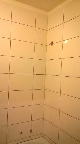 portfolio 1/33  - Remodelação de Apartamento - Rua 9 de Abril, Porto - Instalação Sanitária (Obra quase concluída)