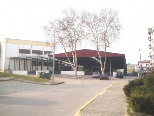 portfolio 26/33  - Projeto e Fiscalização: Reabilitação/Remodelação do Mercado Municipal de Chaves