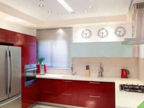 portfolio 4/8  - Ponha cor na sua cozinha