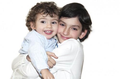portfolio 21/28  - Fotografia de Crianças para Convite