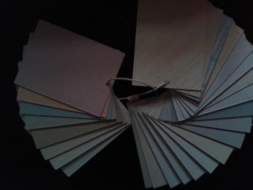 portfolio 2/5  - Bandas verticais em PVC NOVO